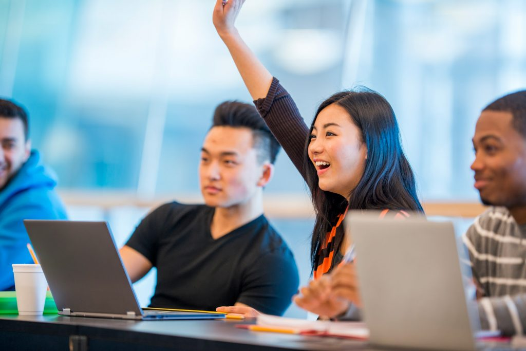 for chinese grad students  innovative new program to
